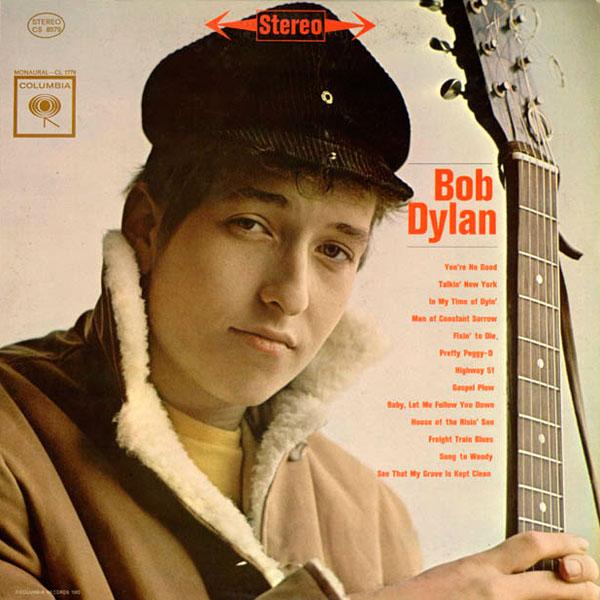 Debiut Boba Dylana