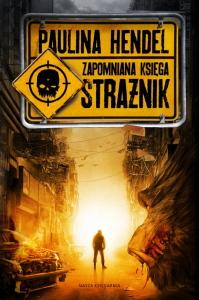 Strażnik Obálka knihy