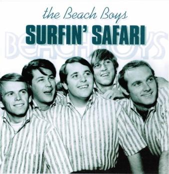 Surfin' Safari Obálka knihy