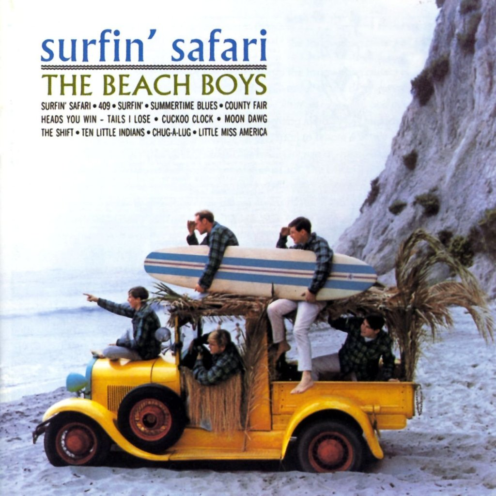 The Beach Boys Surfin' Safari