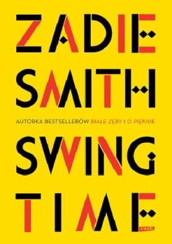 Swing time Obálka knihy