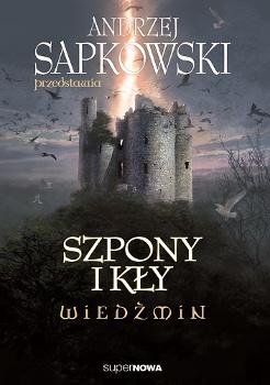 Andrzej Sapkowski przedstawia. Wiedźmin. Szpony i kły Obálka knihy