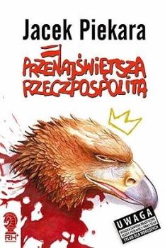 Przenajświętsza Rzeczpospolita Obálka knihy