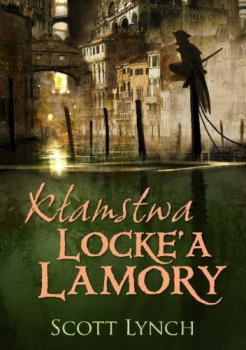 Kłamstwa Locke'a Lamory Obálka knihy