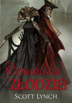 Republika złodziei Obálka knihy