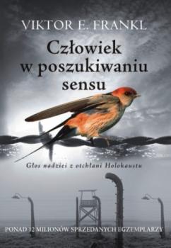 Człowiek w poszukiwaniu sensu Obálka knihy
