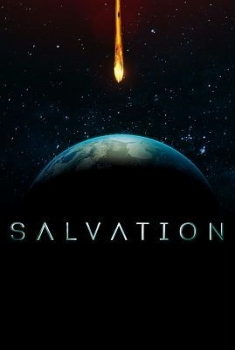 Salvation Obálka knihy