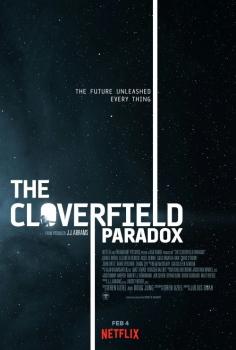 Paradoks Cloverfield Obálka knihy
