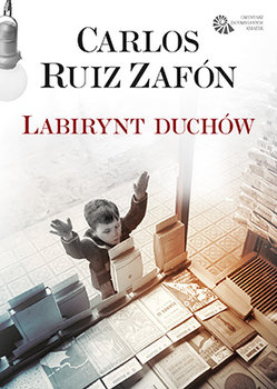 Labirynt duchów Obálka knihy