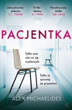Pacjentka Obálka knihy