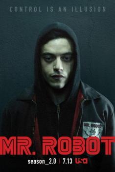 Mr. Robot Obálka knihy