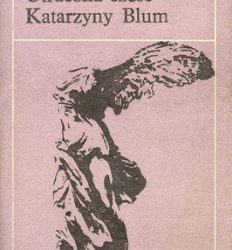 Utracona cześć Katarzyny Blum
