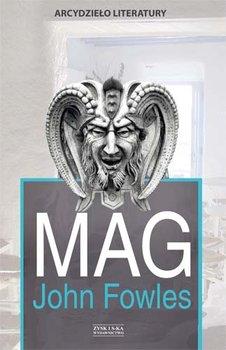Mag Obálka knihy