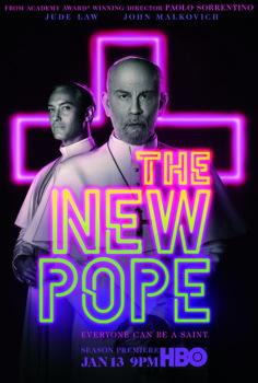 Nowy papież Obálka knihy