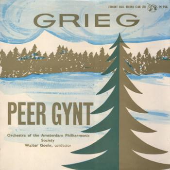 Peer Gynt Suite No.1 Obálka knihy