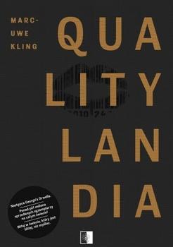 Qualitylandia Obálka knihy