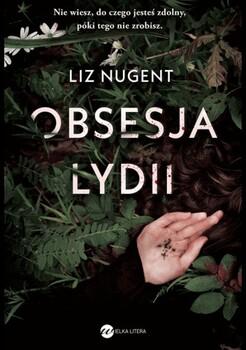 Obsesja Lydii Obálka knihy