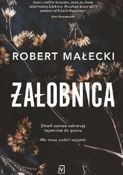 Żałobnica Obálka knihy