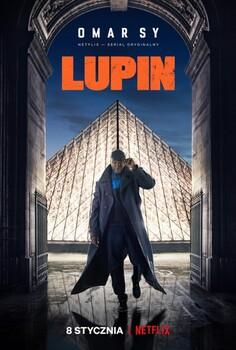 Lupin Obálka knihy