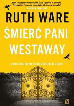 Śmierć pani Westaway Obálka knihy
